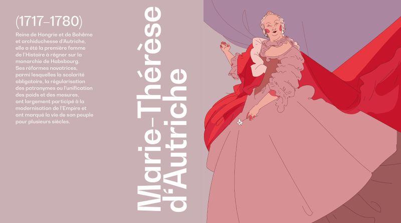 Marie-Thérèse, source: Centres tchèques/FDULS