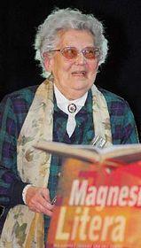 Olga Krijtová , foto: ČTK