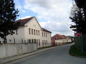 Le camp de réfugiés à Zastávka u Brna, photo: Dendrofil, CC BY-SA 3.0 Unported