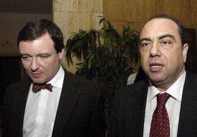 Давид Рат и Маркос Киприану (Фото: ЧТК)