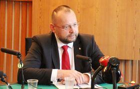Jan Bartošek (Foto: Andrea Zahradníková, Archiv des Tschechischen Rundfunks)