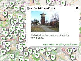 «Зеленая карта Праги»