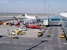 El Aeropuerto Václav Havel de Praga, foto: Jan Groh, CC BY-SA 3.0
