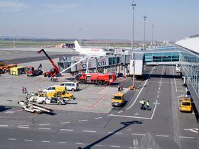 Аэропорт им. Вацлава Гавела, фото: Ян Грон CC BY-SA 3.0