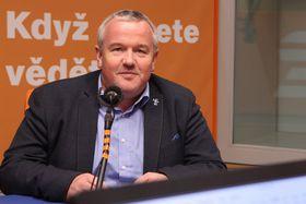 Petr Šonka, foto: Jana Přinosilová, archiv ČRo