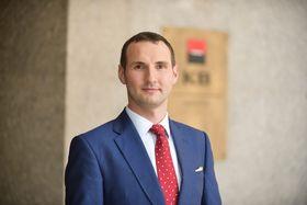 Viktor Zeisel, photo: Archive of Komerční Banka'