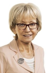 Helena Válková, foto: Presentación oficial del Gobierno Checo