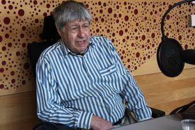 Ivan Klíma (Foto: Jan Bartoněk, Archiv des Tschechischen Rundfunks)