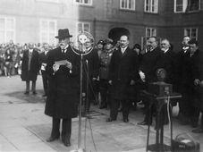 Tomáš Garrigue Masaryk, photo: Archive de la Radio tchèque