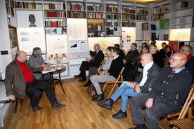 """Ulrike Anna Bleier hat ihr Buch """"Bushaltestelle"""" im Prager Literaturhaus vorgestellt (Foto: Archiv des Prager Literaturhauses)"""