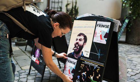 Photo: archive of Prague Fringe Festival