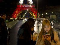 Torre Eiffel, foto: ČTK
