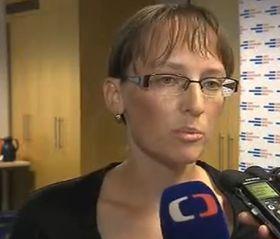 Michaela Němečková, foto: ČT24