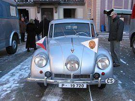 Automóvil Tatra 87