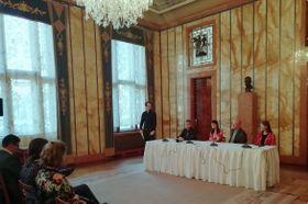 David Kalenda, photo: Site officiel de Cena Česká kniha
