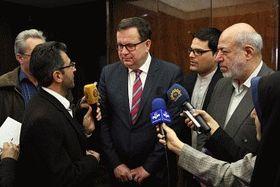 Jan Mládek en Irán, foto: archivo de la Oficina del Ministerio de Industria Checo