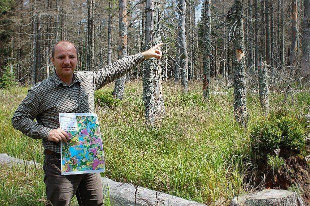 New Šumava National Park head raises eyebrows with plans to
