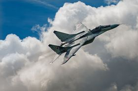 Le MiG-29 slovaque, photo: Stefan Krause, CC BY NC ND