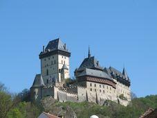 Burg Karlštejn (Foto: Klára Stejskalová)