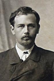 Микола Леонтович, фото: открытый источник