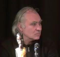 Eberhard Petschinka (Foto: YouTube Kanal des Literaturhauses Salzburg)