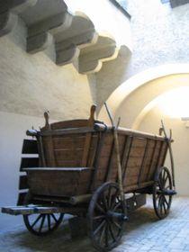 Museo Husita de Tábor: Carroza de guerra, foto: Archivo de Radio Praga
