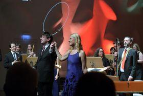 Václav Luks und Magdalena Kožená (Foto: Ondřej Staněk, Archiv des Deutsch-Tschechischen Zukunftsfonds)