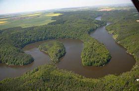Foto: Oficiální web Dalešické přehrady