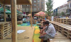 Creative writing workshop, photo: Masha Volynsky