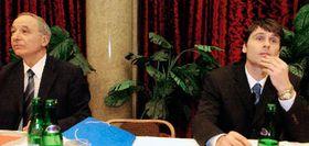 Милан Йирасек и Ян Железны (Фото: ЧТК)
