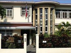 Embajada checa en Cuba, foto: ČT
