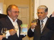 Marian S. Sucha y José Louis Bernal