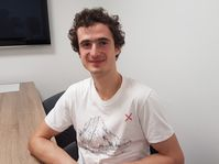 Adam Ondra, foto: Zdeňka Kuchyňová