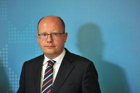 Bohuslav Sobotka, photo: Martin Svozílek, Czech Radio