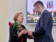 Томаш Петршичек и Магда Вашариова, фото: ЧТК / Вит Шиманек