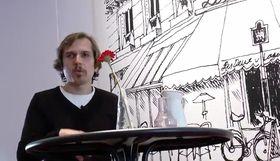 Alfonso Zapico, foto: YouTube - el canal oficial de Centro Niemeyer