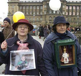 Противники абортов (Фото: ЧТК)
