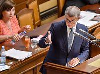 Andrej Babiš, foto: ČTK/Vít Šimánek