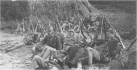 Soldados austro-húngaros