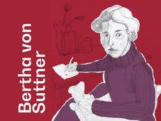 Bertha von Suttner, source: Centres tchèques/FDULS