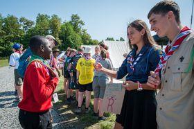2019 World Scout Jamboree, photo: Dominik David / Czech Radio