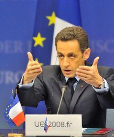 Nicolas Sarkozy, photo: Commission européenne