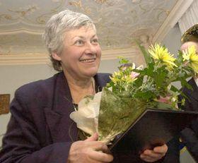 Кристина Влахова, 2002 г. (Фото: ЧТК)