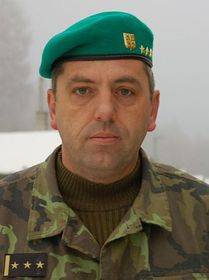 Ivo Štřecha, foto: archivo del Ejército Checo