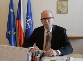 Bohuslav Sobotka, foto: ČTK