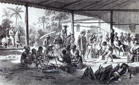 V 19. století běloši vBrazílii zaměstnávali otroky, foto: Wikimedia Commons, Public Domain