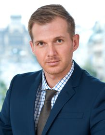 Jakub Stanislav, photo: Cushman and Wakefield