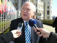 Miguel Ángel Moratinos, foto: Alexis Rosenzweig