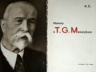 'Hovory s T. G. Masarykem'