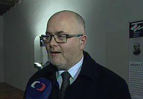 Martin Reissner (Foto: ČT24)